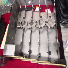 大僑VL-1000加工中心鋼板防護罩標準尺寸