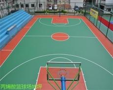 南寧丙烯酸籃球場地坪現貨供應 刷地面綠漆