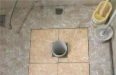 太原迎泽南街更换洗衣机下水口 加防臭装置