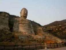 山東摩崖石刻山體浮雕