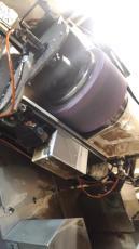 出售瑞士RZ150雙工位高速蝸桿磨齒機 二手砂