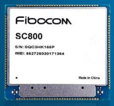 广和通LTE cat1模块L610-CN 模块