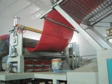 PVC雙色絲圈腳墊生產設備