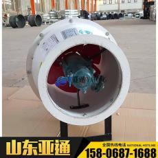 FSJG管道式玻璃鋼斜流風機
