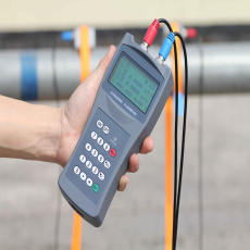 JY-100/FV超聲波流量計