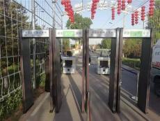 北京红外测温门安检门安检机探测器出租