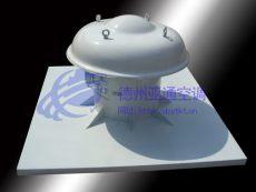 WS-85-6型玻璃鋼離心式屋頂風