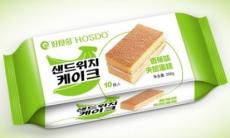 韓國好食多夾層蛋糕袋裝系列