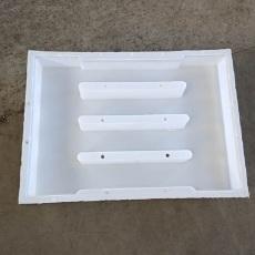 松威水泥預制蓋板模具 優質脫模200次 批發