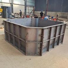 松威模具 化糞池鋼模具 混凝土化糞池鋼模具