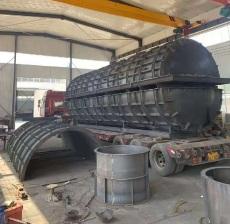 優質鋼板焊接化糞池鋼模具 水泥預制脫模
