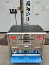 燃氣燒餅爐