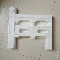 水泥預制花池模具 塑料花池磚模具規格大全