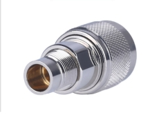 加工定制N-J7连接器半刚性电缆连接器 螺纹