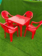 雙鴨山租賃塑料桌椅廠家直銷