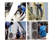 五棵松专业空调移机安装加氟提供更换压缩