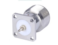 C1103插座 RF连接器 加工定制RF射频同轴座