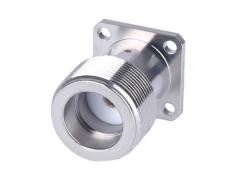 焊板C1103插座RF射頻同軸連接器 威聯創供應