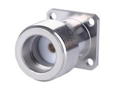 深圳廠加工定制C1103焊板插座 RF射頻連接器