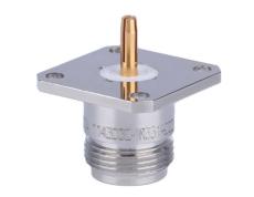 天線對講C1301法蘭固定式連接器 RF射頻同軸