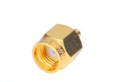 供應鍍金SMA電纜頭SMA-JB1印制線路板連接器