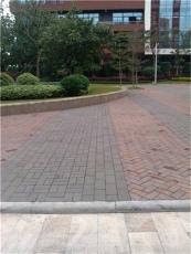人行道砖广场砖仿石pc透水砖环保彩砖厂家