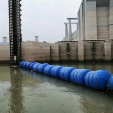 寶泉水庫取水口攔污浮排生活垃圾攔截設施