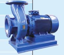 立式/臥式單級單吸離心泵
