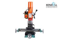 先導XD9512 小型精密鉆銑床