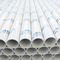 云南昆明PVC給水管 代理商