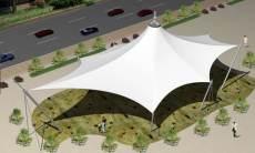 江西PTFE膜結構中庭安裝 ETFE膜結構設計
