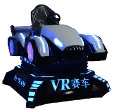 VR 智能賽車 在虛擬現實中恣意狂飆