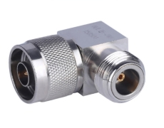 供应90度N-JWK连接器 螺纹连接RF同轴连接器