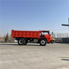 慶陽巷道運渣用的采用萬里揚變速箱