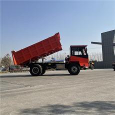 昌吉水電站運料用的帶KA標志可拉16噸