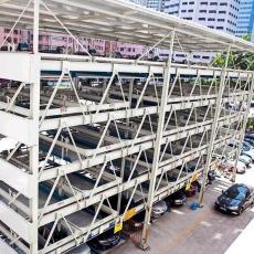鄭州回收立體車庫回收機械車位回收兩層車位