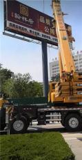 北京單立柱廣告塔大牌加工廠家