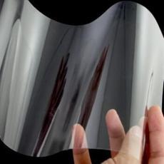 防刮花PET 膠片防霧腹膜PET膠片透明面罩片