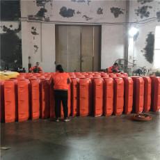 加厚聚乙烯浮体大距离抽沙管浮桶价格