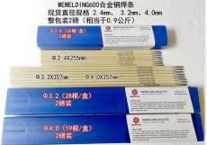 合金鋼焊條WEWELDING600氬弧焊絲