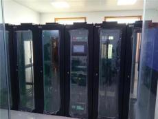 浙江省寧波市微模塊智能一體化六聯機柜機房