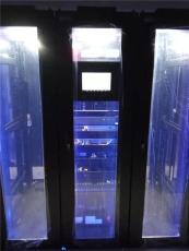 浙江省麗水微模塊化數據中心服務器機柜機房
