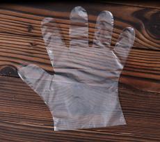 PE手套 麻點壓花防滑設計 100只包10000只箱