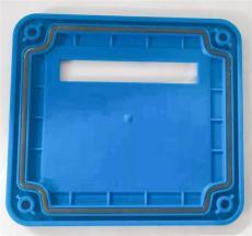 廣州展榮機柜門板密封條涂膠設備