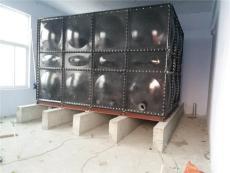 山东创一组合式搪瓷钢板水箱消防水箱