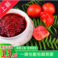 餐飲開店家用番茄火鍋底料生產批發代加工