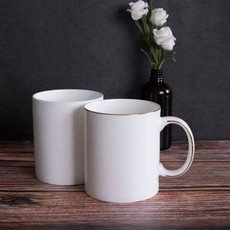 达美瓷业陶瓷水杯简约骨瓷马克杯