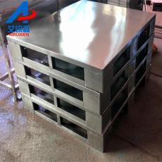 江西不銹鋼墊板地臺板鋼制卡板廠家