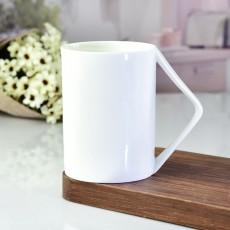 唐山廠家骨瓷下午茶水杯子 創意陶瓷馬克杯