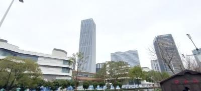上海前滩中心出租-上海前滩中心写字楼出租